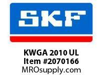 SKF-Bearing KWGA 2010 UL