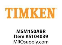 TIMKEN MSM150ABR Split CRB Housed Unit Component