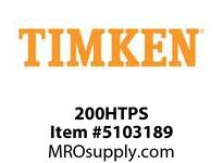 TIMKEN 200HTPS Split CRB Housed Unit Component