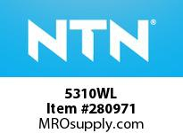 NTN 5310WL DOUBLE ROW