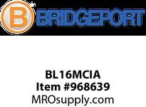 "Bridgeport BL16MCIA 3/8"" SNAP-IN AC/MC/MCIA/FMC IN"