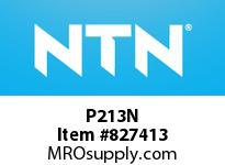 NTN P213N Bearing Units - Cast Housing