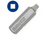 """IRWIN 92223 #1 Square Recess Insert Bit x 1"""""""