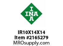 INA IR10X14X14 Inner ring