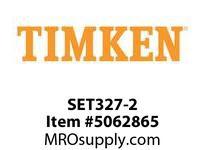 TIMKEN SET327-2 TRB Multi-Bearing Kit 4-8 OD