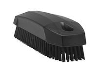 REMCO 64409 Vikan Scrub Brush Nailbrush- Black