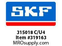 SKF-Bearing 315018 C/U4
