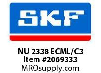 SKF-Bearing NU 2338 ECML/C3