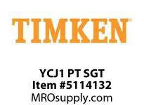 TIMKEN YCJ1 PT SGT Ball Flange Unit