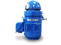 Teco-Westinghouse VHTP0404 AEEHNH MAX-VHP VERTICAL HOLLOW SHAFT TEFC HP: 40 RPM: 1800 FRAME: 324TP