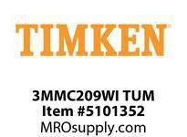 TIMKEN 3MMC209WI TUM Ball P4S Super Precision