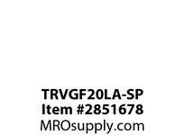 CPR-WDK TRVGF20LA-SP GFCI TR Deco Duplex 20A 125V LA