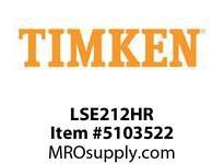 TIMKEN LSE212HR Split CRB Housed Unit Component