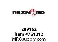 REXNORD 209162 594978 163.DBZ.CPLG STR SD