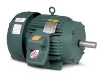 ECP3586T-4 2HP, 3450RPM, 3PH, 60HZ, 145T, 0532M, TEFC, F1