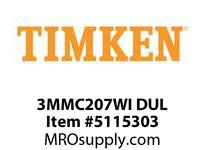 TIMKEN 3MMC207WI DUL Ball P4S Super Precision