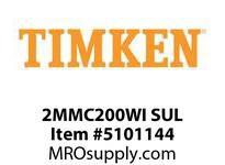 TIMKEN 2MMC200WI SUL Ball P4S Super Precision
