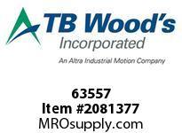 TBWOODS 63557 L075H HYTREL HIGH HARDNESS