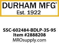 Durham SSC-602484-BDLP-3S-95 FDC 60X24X84 3S 6^BA PH 95