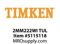 TIMKEN 2MM222WI TUL Ball P4S Super Precision