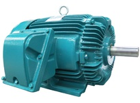 Brook Crompton PX6N1.5-5C 1.5HP 1200RPM 575V Cast Iron NEMA 182TC C Face