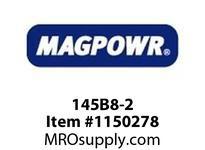 MagPowr 145B8-2 Medium Coefficient Pad with Thermocouple