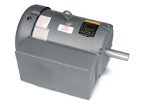 L3612TM 5HP, 1725RPM, 1PH, 60HZ, 184T, 3646LC, TEFC, F1