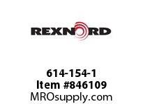 REXNORD 614-154-1 WT1500-32T 1 KWSS