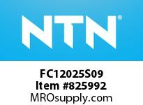 NTN FC12025S09 Tapered Roller Unit Bearings