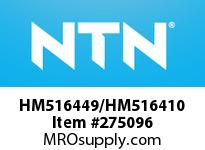 NTN HM516449/HM516410 MEDIUM SIZE TAPERED ROLLER BRG