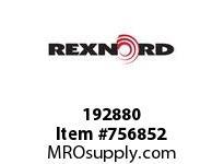 REXNORD 192880 730701078087A 70 HCB 2.4345 BORE W/PH