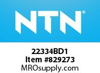 NTN 22334BD1 Large Size Spherical Roller Br