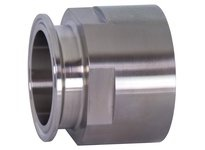 "DIXON 22MP-R150 1.5"" CLAMP X FEM NPT 316SS"