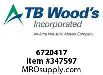TBWOODS 6720417 FALK ASSEMBLY