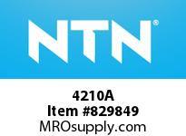 NTN 4210A DOUBLE ROW ANGULAR CONTACT