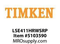 TIMKEN LSE411HRWSRP Split CRB Housed Unit Component