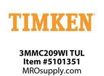 TIMKEN 3MMC209WI TUL Ball P4S Super Precision