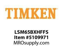 TIMKEN LSM65BXHFFS Split CRB Housed Unit Assembly