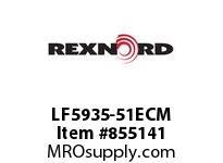REXNORD LF5935-51ECM LF5935-51 E8-7/32D