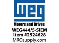 WEG WEG444/5-SIEM ADAPTER PLATE WEG/Siemens 320T Motores