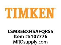TIMKEN LSM85BXHSAFQRSS Split CRB Housed Unit Assembly
