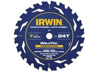 "IRWIN 4935200 7-1/4"" 24T WELDTEC Trim/Finish 5/8"