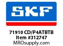 SKF-Bearing 71910 CD/P4ATBTB