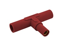 HBL_WDK HBL15PTR SINGLE POLE SER 15 PARALLELING TEE RED