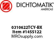 Dichtomatik 0310622TCY-BX DISCONTINUED