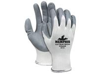 MCR 9674XS UltraTech Foam 15 Gauge Nylon Shell Nitrile Dipped Palm/Fingertips