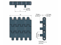 System Plast AA2501763 NGE2252FT-PT-K450 MPB-INCH
