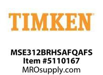 TIMKEN MSE312BRHSAFQAFS Split CRB Housed Unit Assembly