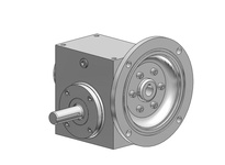 HubCity 0270-07396 SSW154 80/1 A WR 56C SS Worm Gear Drive