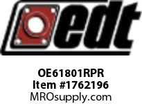 EDT OE61801RPR RADIAL POLY-ROUND(R) 61801